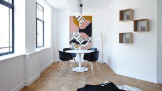 ganar espacio en un piso pequeño